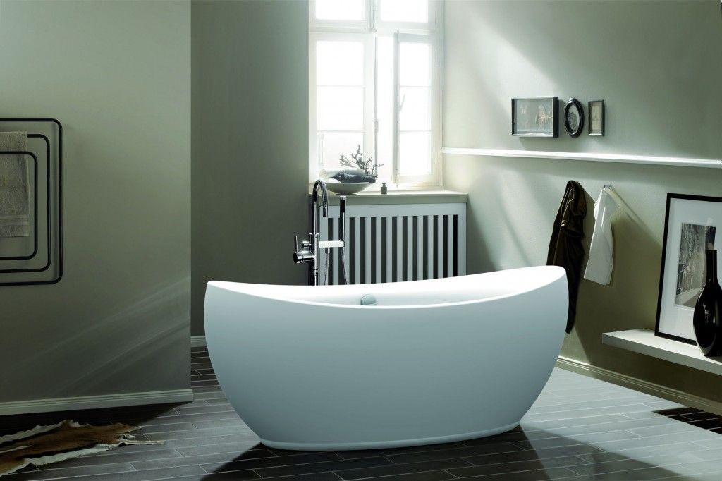 Modern freestanding bathtubs from Knief. Model: Nice | Baths and ...