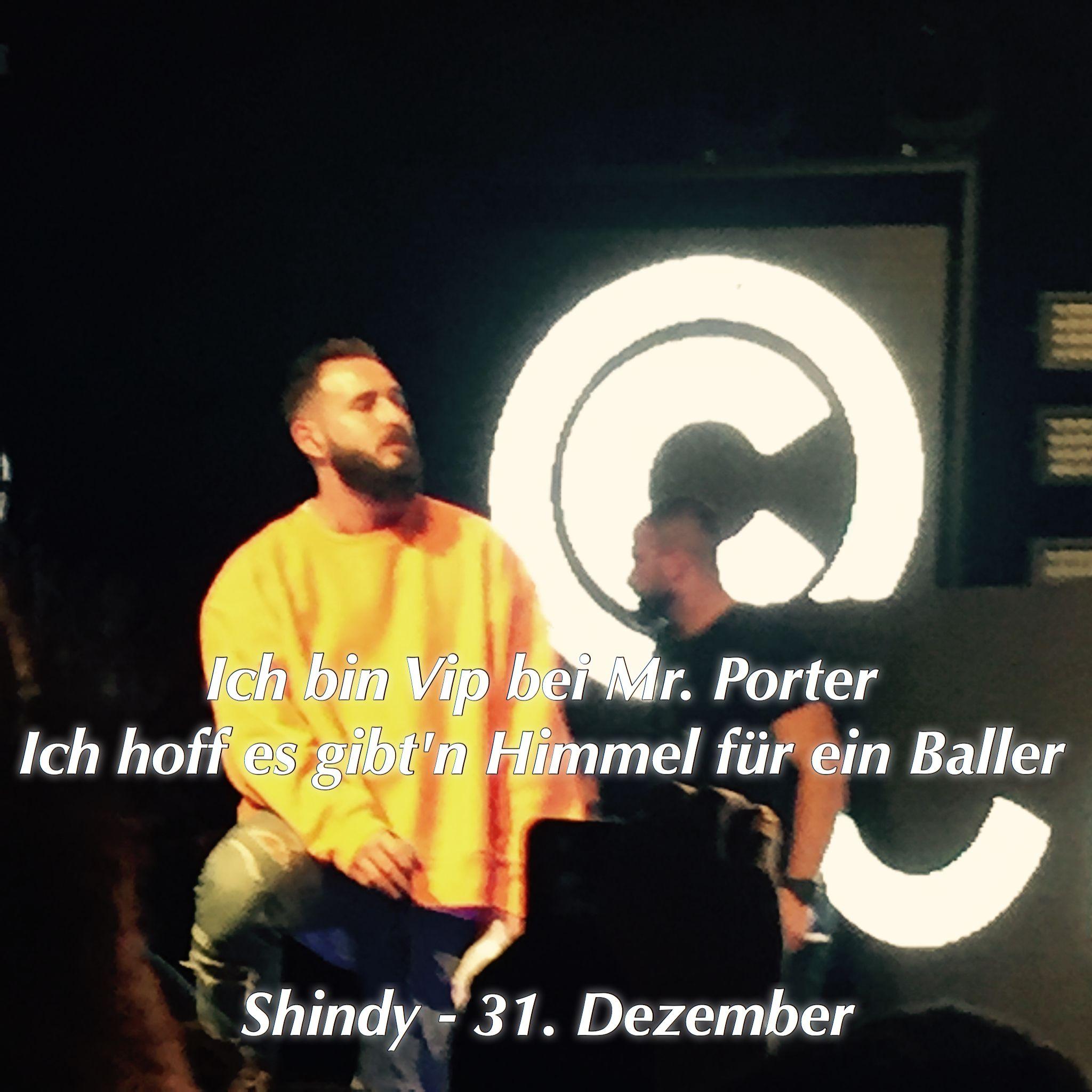Shindy Zitate