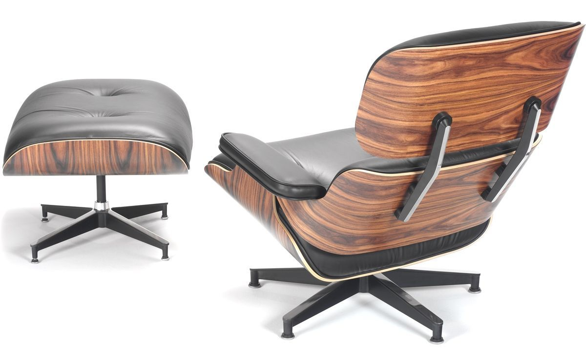 The Eames Lounge Chair An Icon Of Modern Design Book