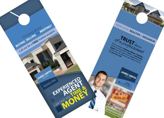 Real Estate Door Hangers Rsd Dh 121