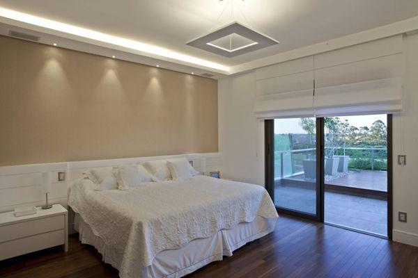 Residencia df planos de casas pinterest casas for Decoracion de casas brasilenas