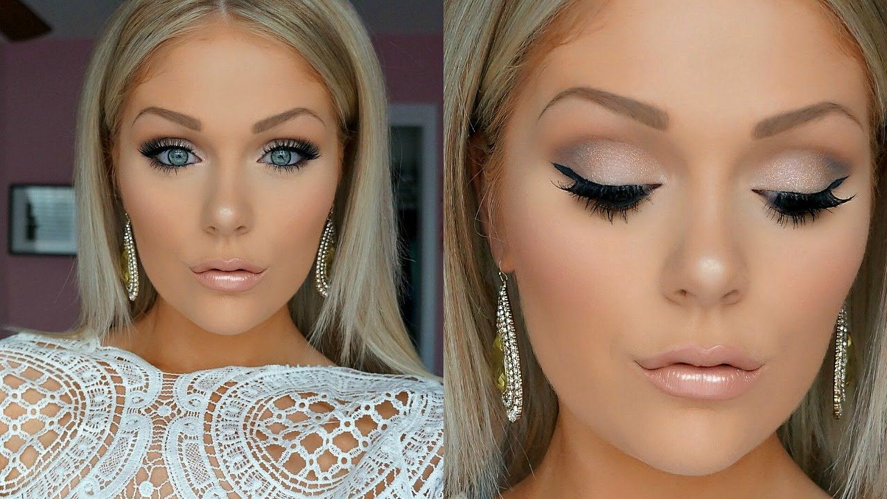 30 gorgeous wedding makeup looks mon cheri bridals - Awesome Bridal Makeup Tutorial 2016 Wedding Makeup Must Watch For Artists And Brides