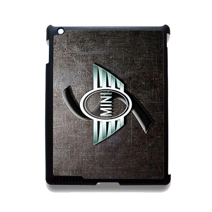 Mini Cooper Car Logo TATUM-7293 Apple Phonecase Cover For Ipad 2/3/4, Ipad Mini 2/3/4, Ipad Air, Ipad Air 2