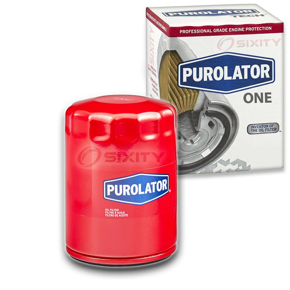 Sponsored Ebay Purolator One Engine Oil Filter For 1967 1984 Pontiac Grand Prix Long Life Dg Oil Filter Filters Engineering