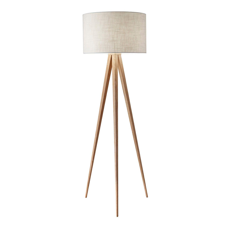 Adesso Director Floor Lamp Directors Floor Lamp Floor Lamp Lamp