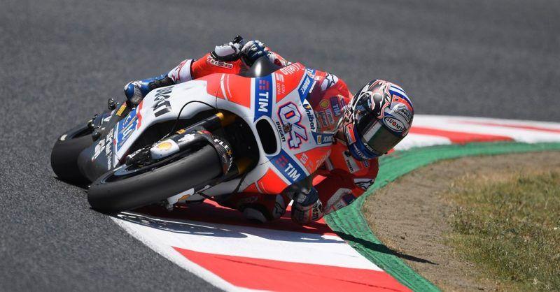 Andrea Dovizioso triumphs again. The Ducati rider wins the 2017 Catalan GP