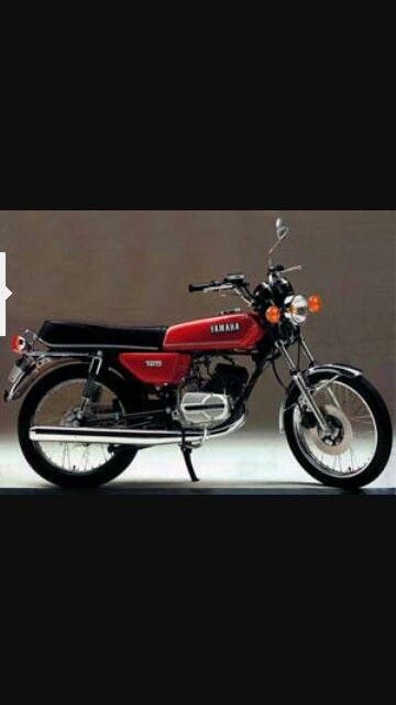 Yamaha Rs 125cc Yamaha 125 Japanese Motorcycle Yamaha Rx100