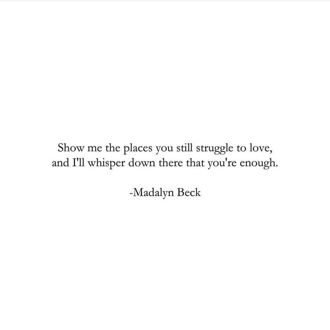 Madalyn beck instagram quotes poet love