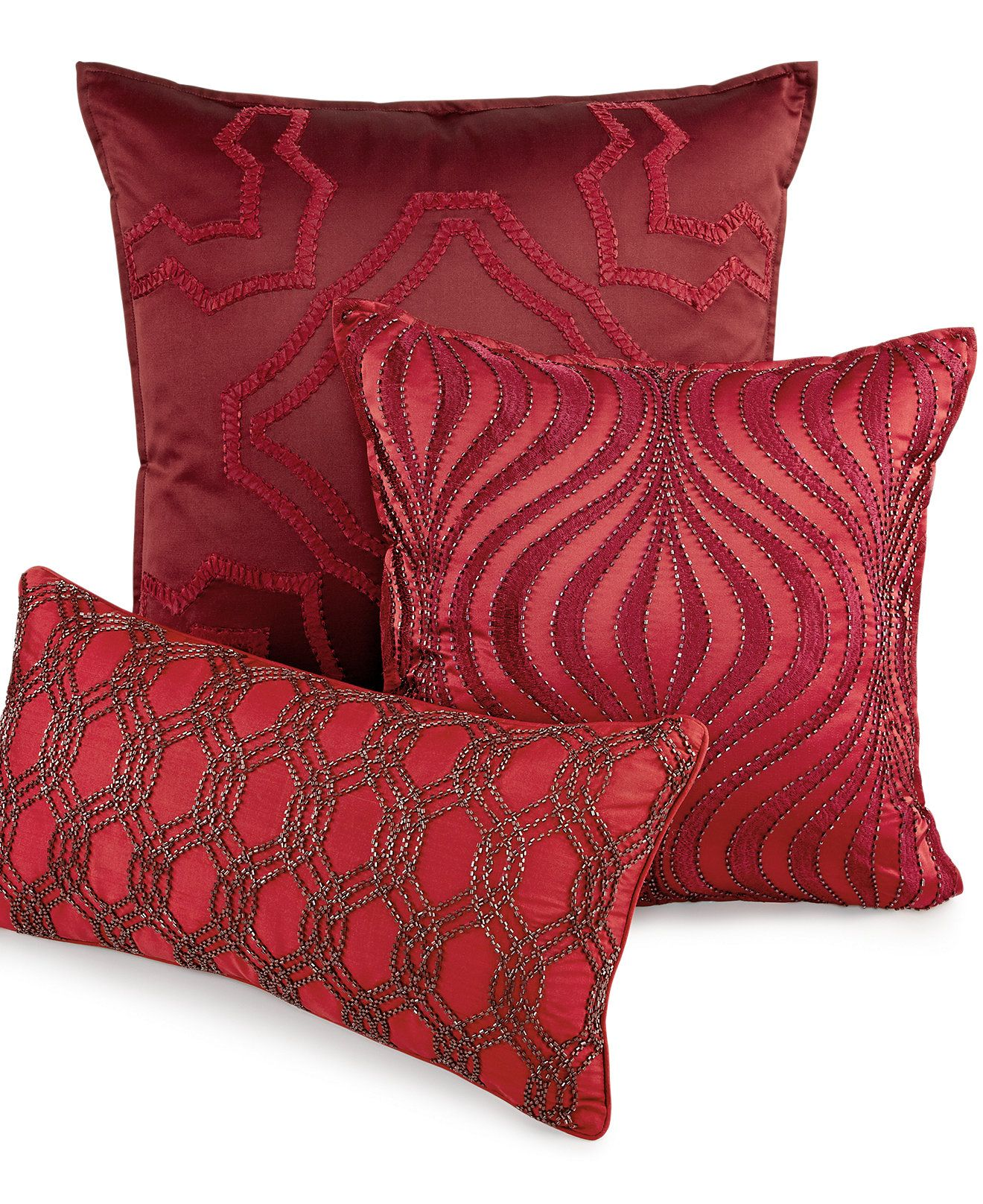 Macy's Decorative Pillows Alluring Closeout Hotel Collection Medallion Decorative Pillow Collection 2018