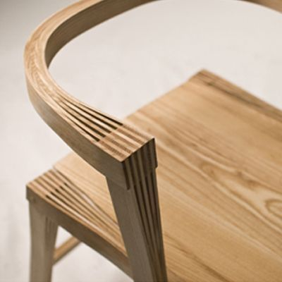 Pieces journal the joining details beautiful timber for Chair design elements