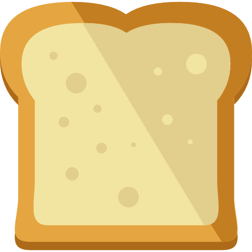 Toast Free Vector Icons Designed By Roundicons Knitting Graph Paper Toast Free Icons