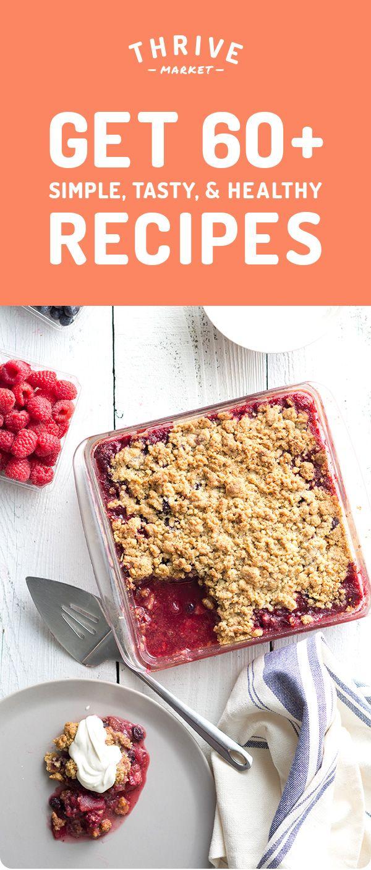 Get your free thrive market cookbook pdf full of delicious healthy get your free thrive market cookbook pdf full of delicious healthy recipes and simple tips forumfinder Images