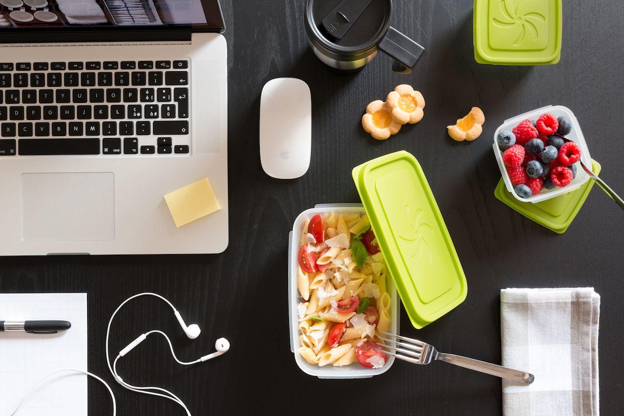 To Go: die besten Ideen für Essen und Trinken im Büro