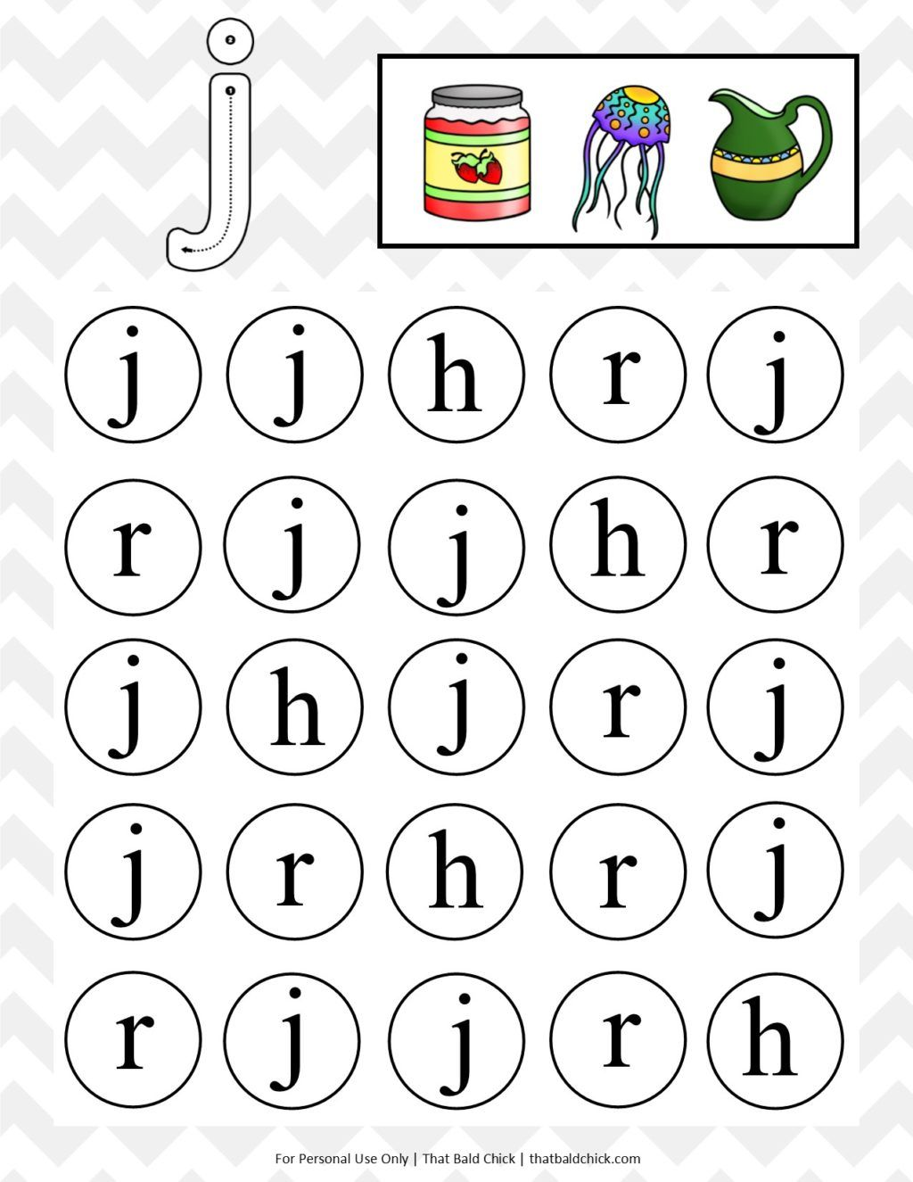 Lowercase Do A Dot Alphabet Printables In