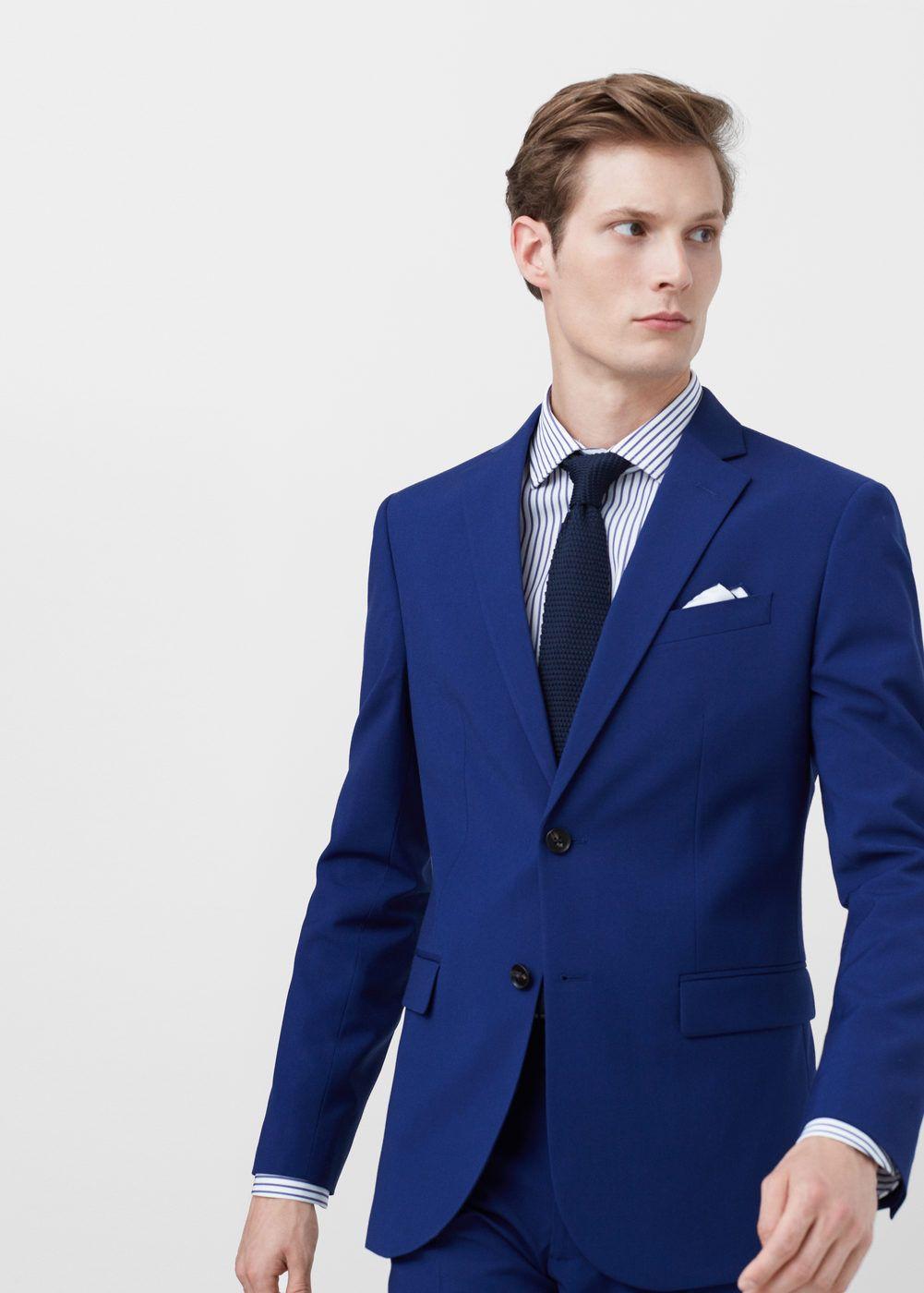 Slim fit suit blazer Men   Best dressed   Slim fit suits