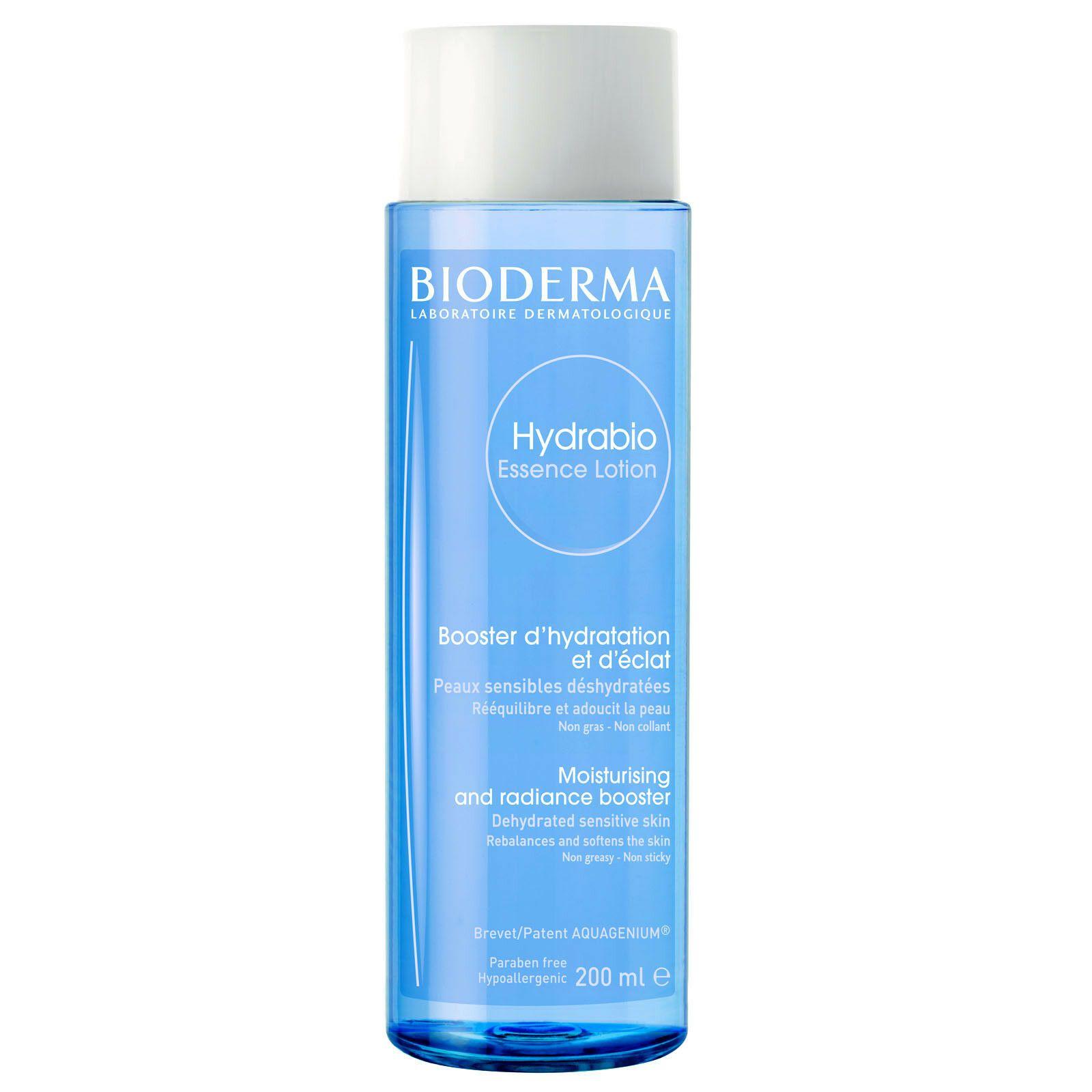 Bioderma Hydrabio Essence Lotion 200ml Watery Skin Boosting