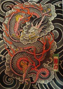 convidados 2011: RICK PACHINNI – Four Elements Tattoo Studio (São Paulo)