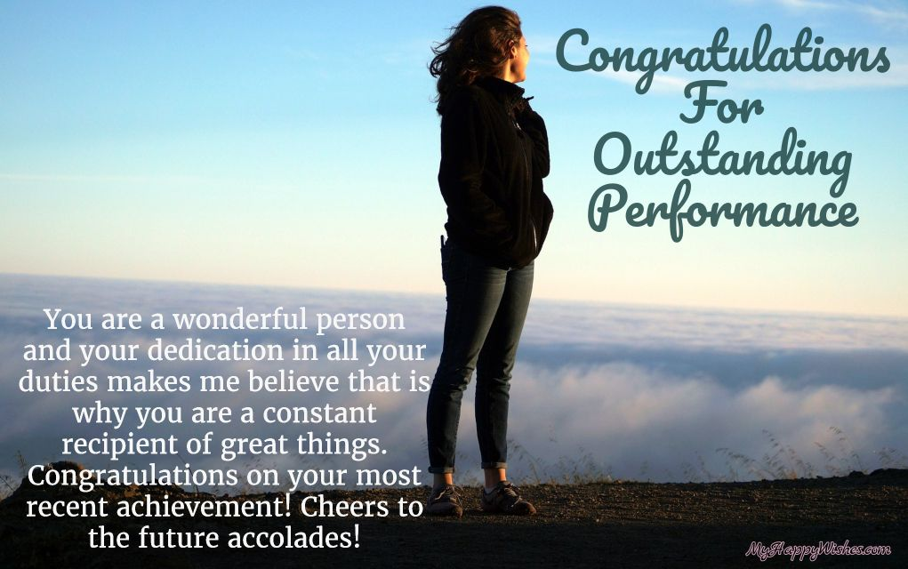 congratulations greeting cards for achievement