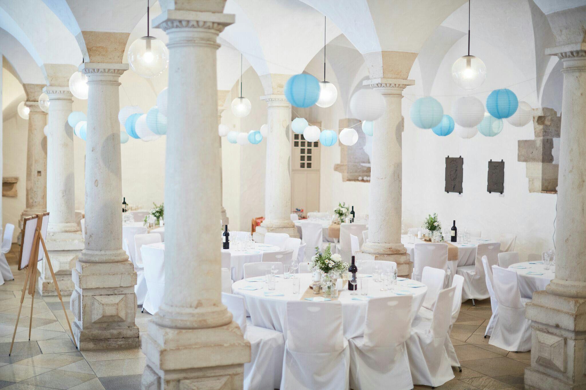Hochzeit Raumdekoration Lampions Hochzeit Pinterest