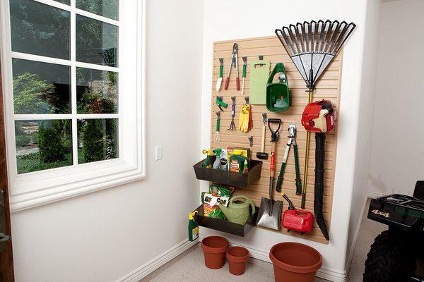 Lawn and Garden Organization System
