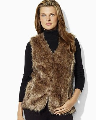 Thinking I would like it better in black fur...