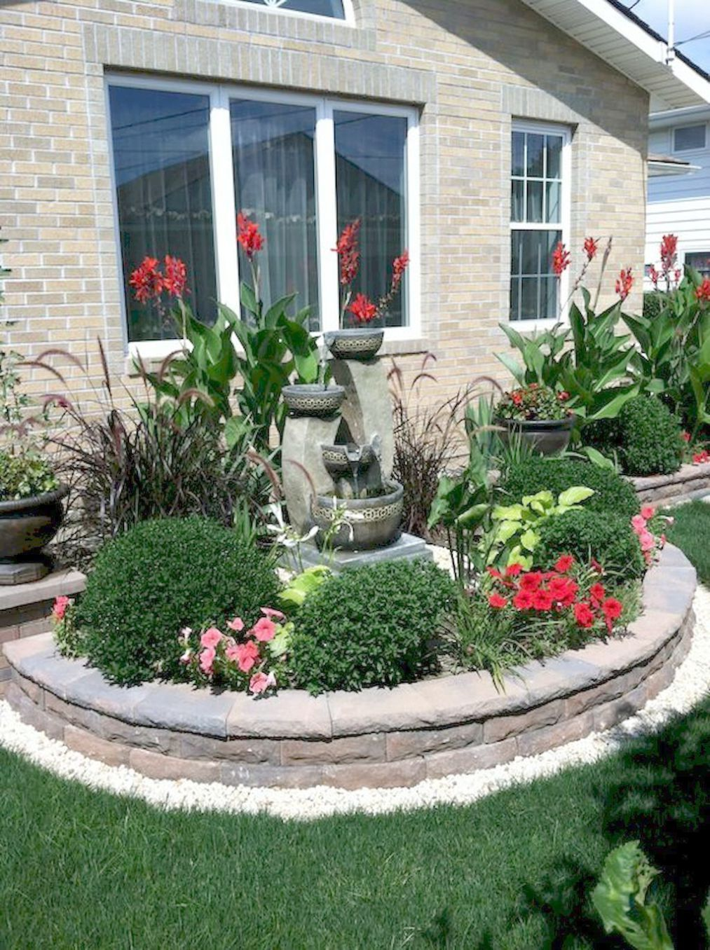 Landscape Garden Design Courses while Diy Landscaping Ideas ... on