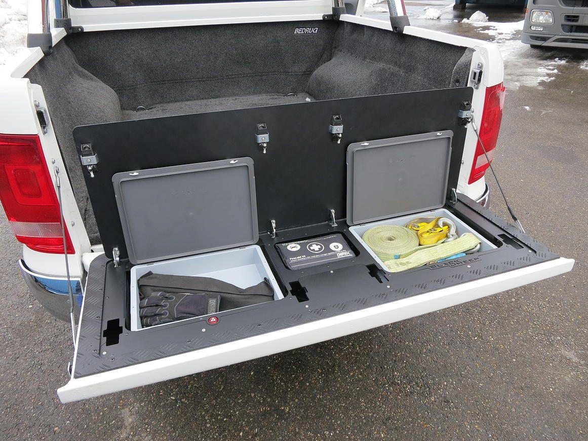 Vw Amarok Black Sheep Innovations Vw Amarok Truck Tailgate Truck Bed Accessories