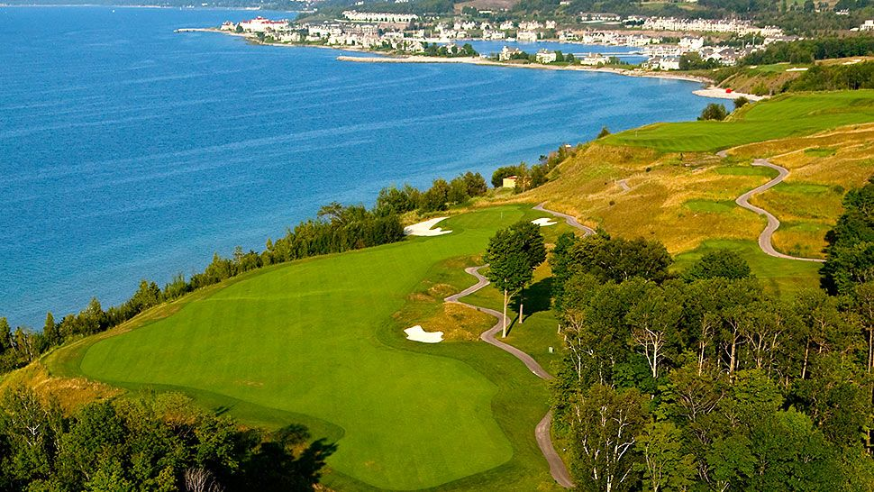 The Links Golf Course Bay Harbor Golf Club, Michigan