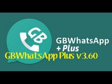 GBWhatsApp Plus v3.60 APK Latest Whatsapp Messenger