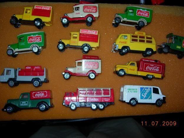 coleccion de carritos de coca cola - Buscar con Google