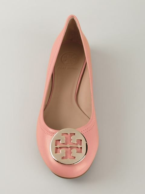 de786a3b826e Shop Tory Burch  Reva Ballet  ballerinas in Biffi from the world s best  independent boutiques at farfetch.com. Over 1000 designers from 300  boutiques in one ...