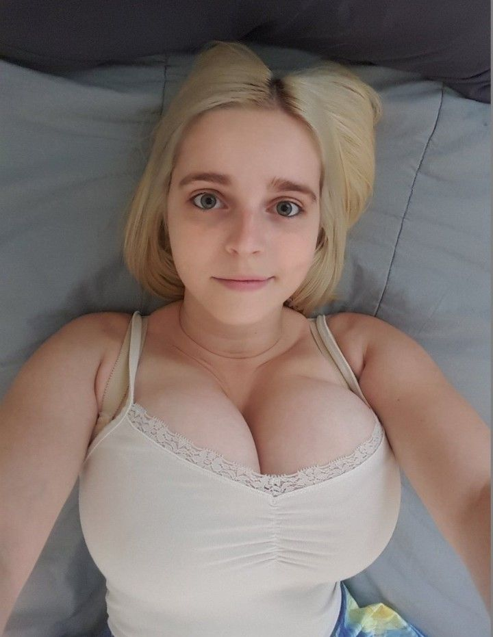 Nice adult amateur boobs