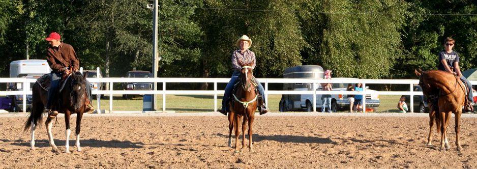 Gilmer county saddle