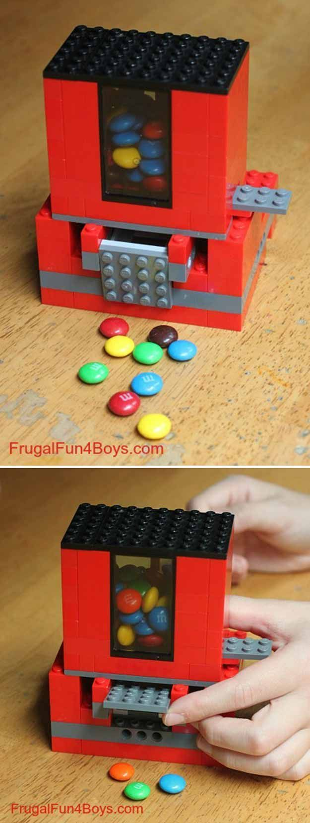 Fun And Easy DIY Lego Crafts For Boys