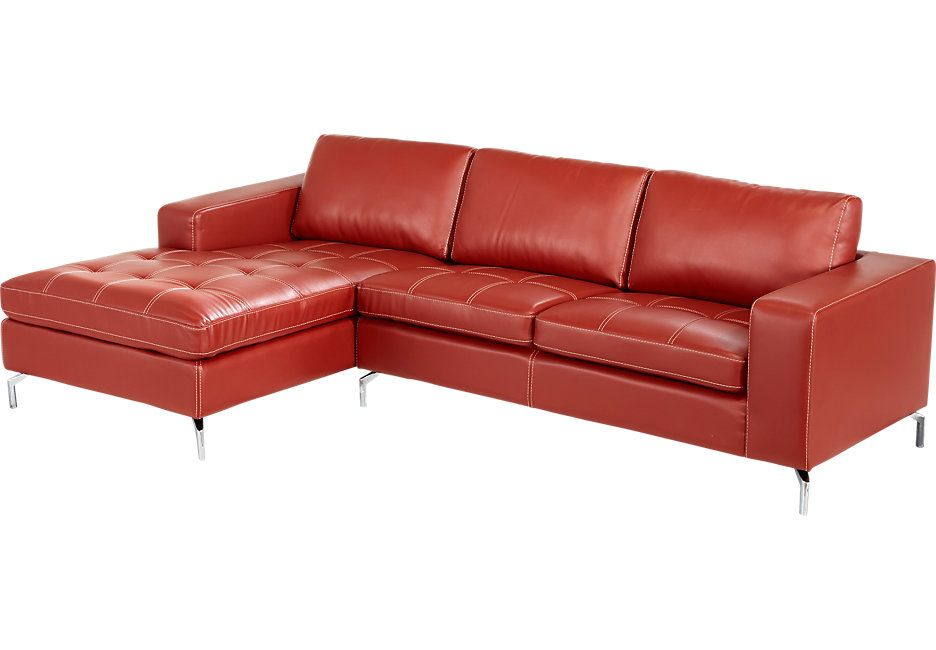 Surprising Brandon Heights Papaya 2 Pc Sectional Living Area Alphanode Cool Chair Designs And Ideas Alphanodeonline