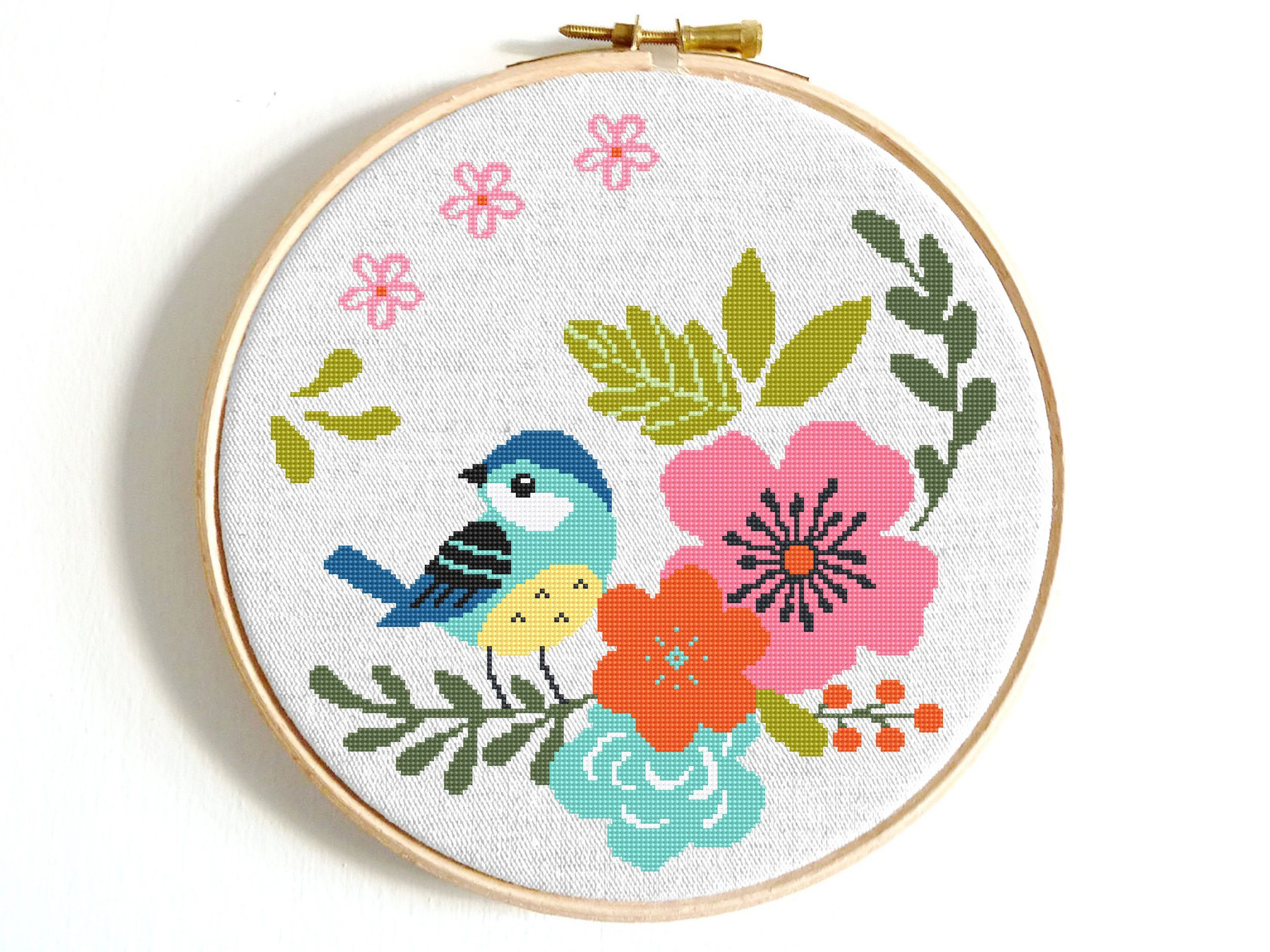 Best Nature Cross Stitch Images In 2019 Cross Stitch Pattern