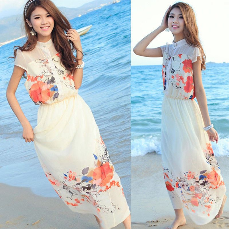 Evening Beach Dresses