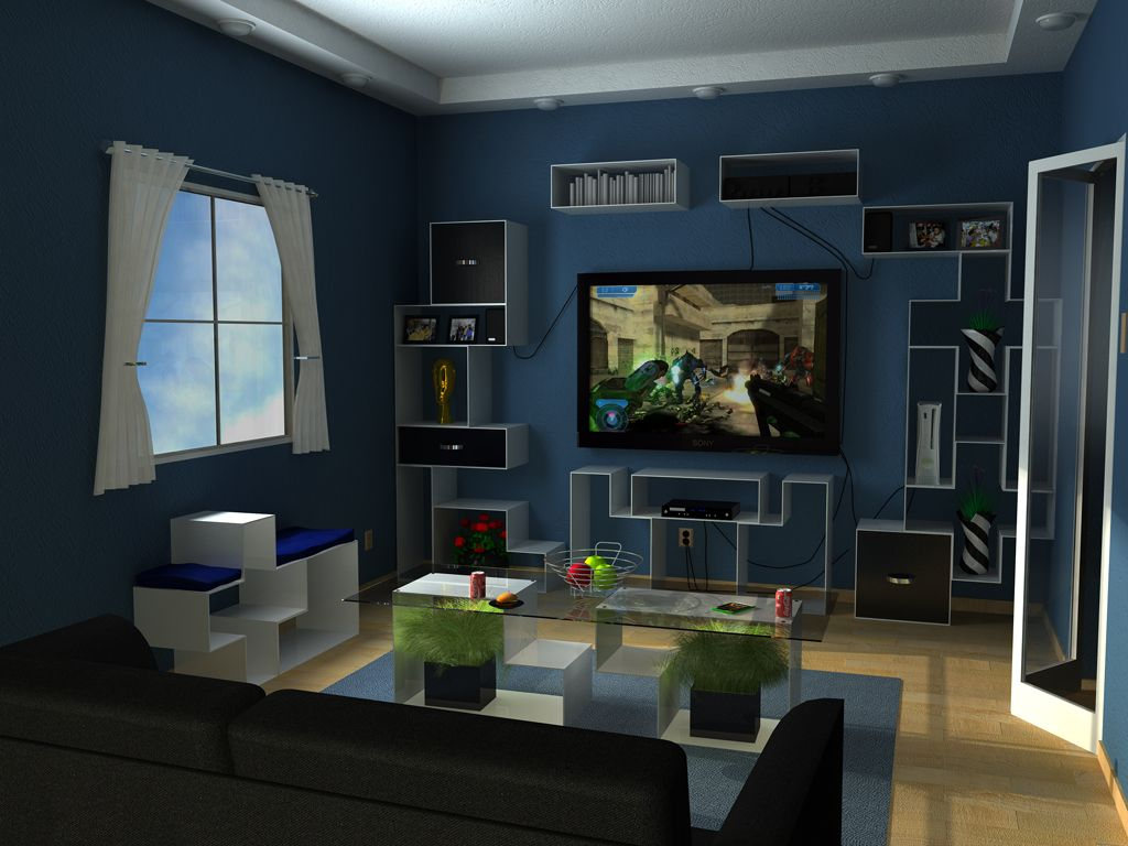 Outstanding Teal Colored Rooms Royal Blue Wall Classic Living Room With Beutiful Home Inspiration Truamahrainfo