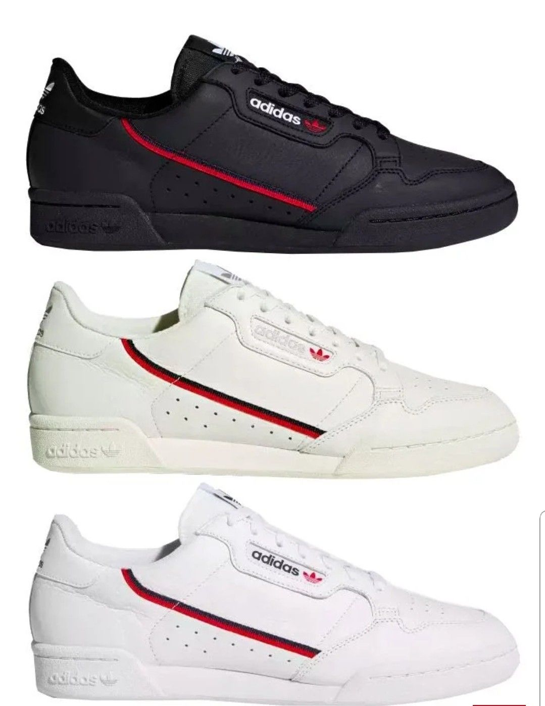 huge selection of c3abf 0fdb1 Adidas Continental 80. Encuentra este Pin y muchos más en Sneakers  Boots,  de Kimberly Brown. Etiquetas. Zapatillas Adidas · Zapatos Planos