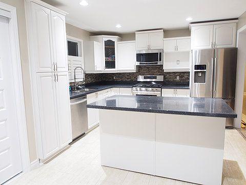 Best Sw Zurich White Kitchen Repainting Sherwin Williams 400 x 300