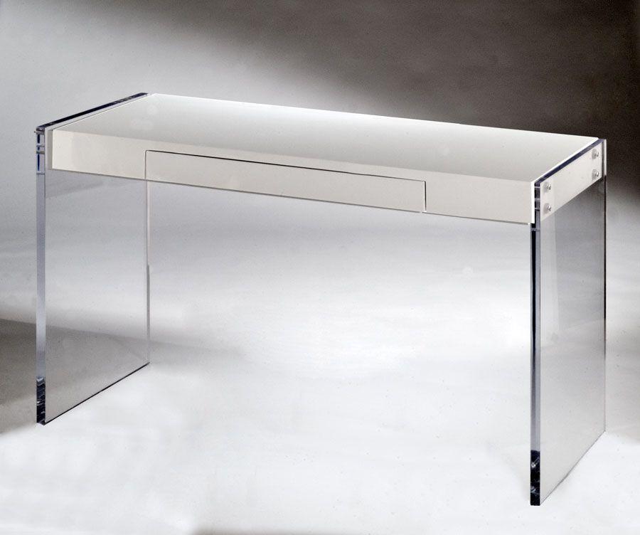 Acrylic Writing Desk