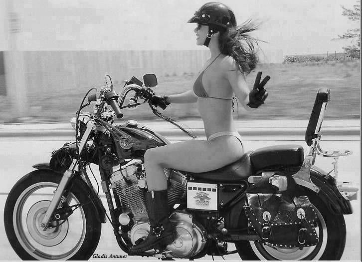 Nice Can We Say Road Rash Ouch Motorcycle Girl Women