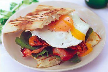Egg Burgers  Foodgasms: April 2013