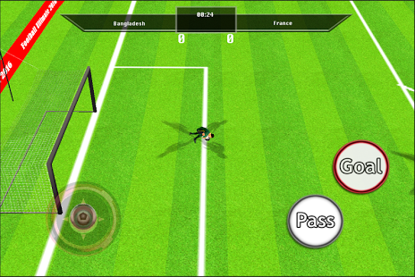Football League 2016 Ultimate is a free Android Game that offers