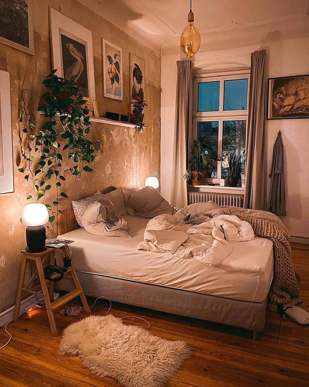 13 9k Likes 50 Comments Home Decor Interior Designs Perfect Homess On Instagram Very Coz Room Design Bedroom Room Inspiration Bedroom Apartment Decor Cosy studio bedroom designs