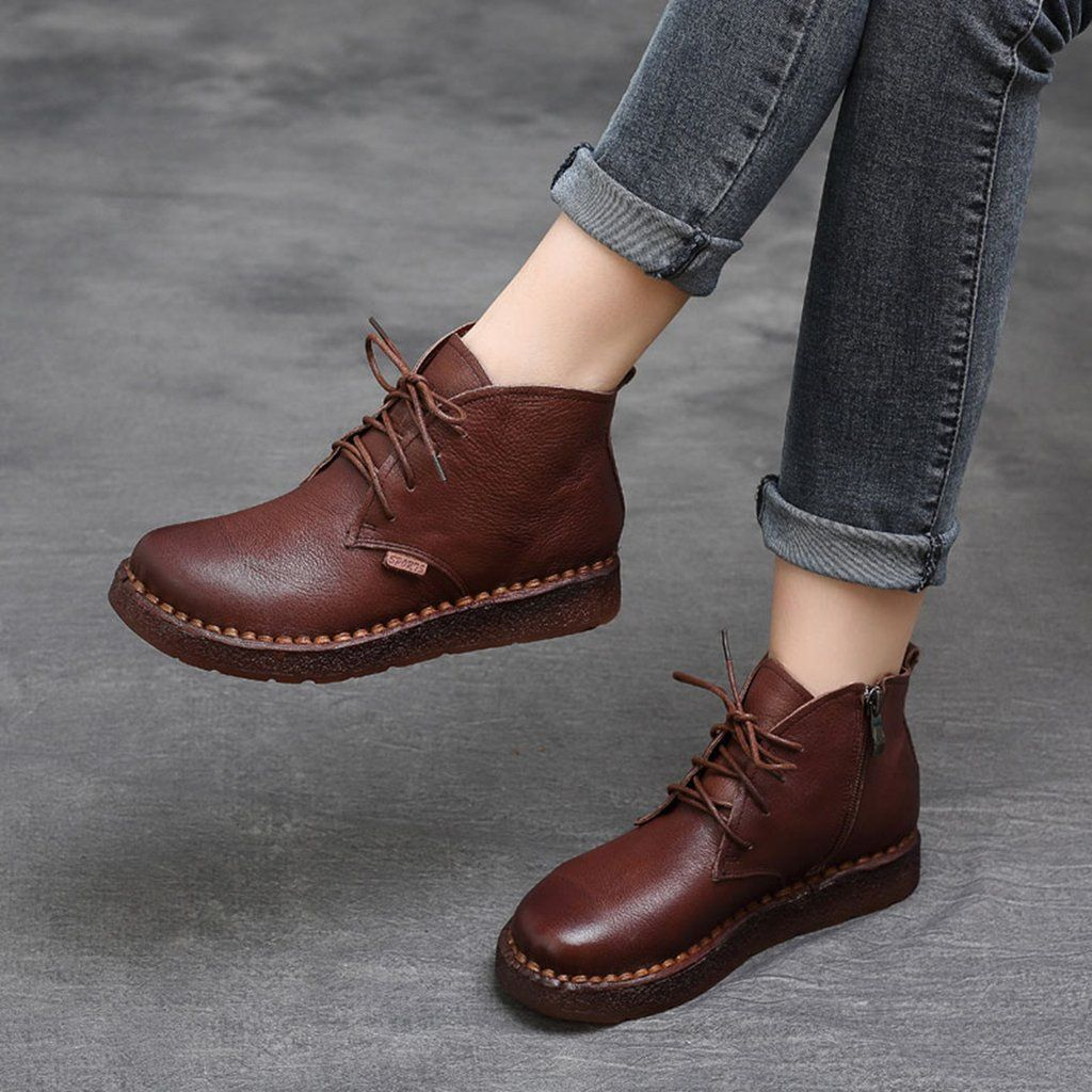 2020 New Winter women High-quality temperament fashion Cotton boots size 35-40