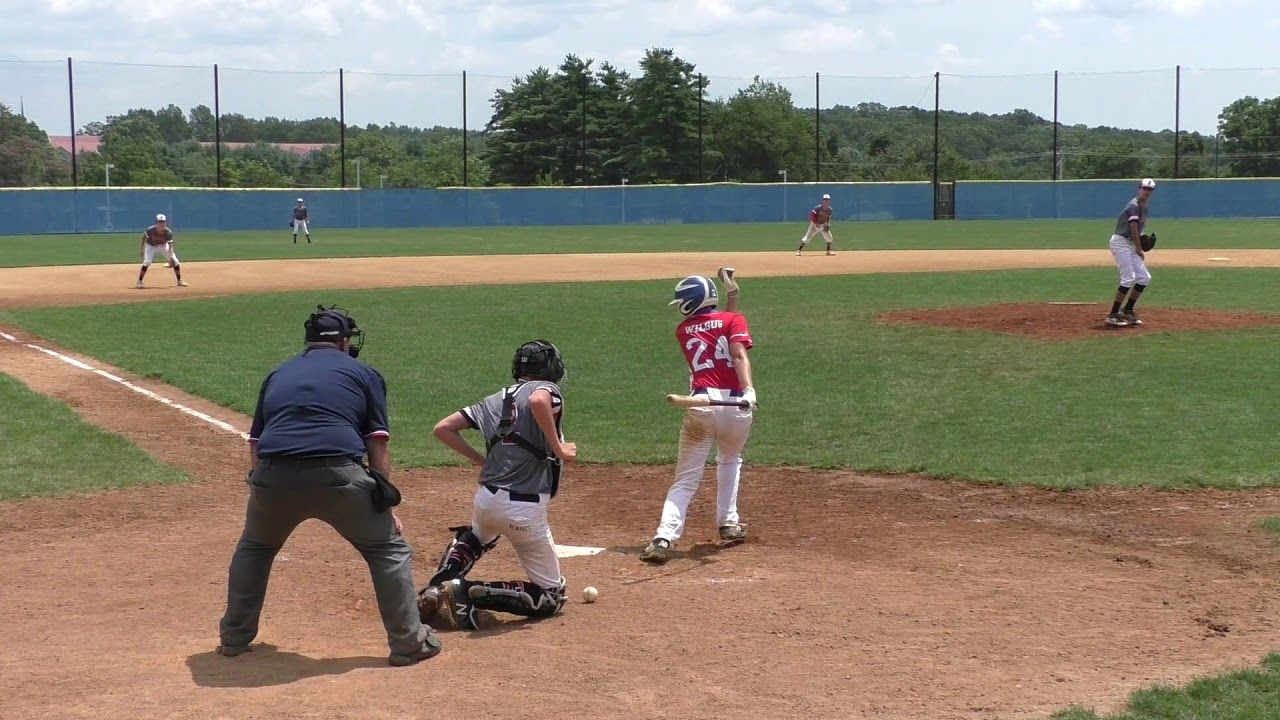 This video capture Joe while playing 1st base, pitching