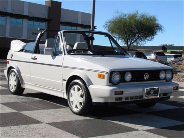 Miss My Little Convertible Vw Cabriolet