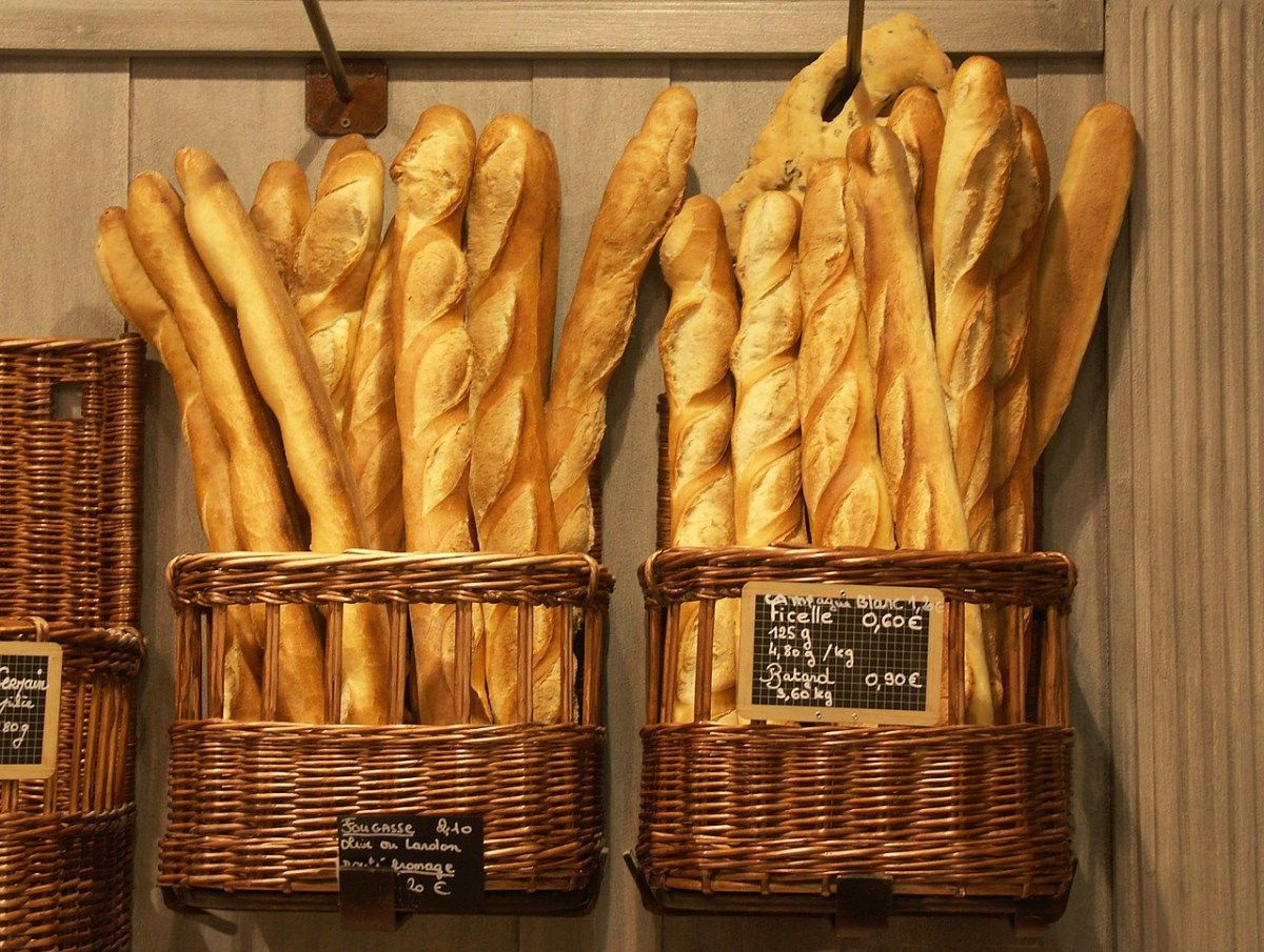 Easy Guide to French Food Terms Bistro food, Food terms