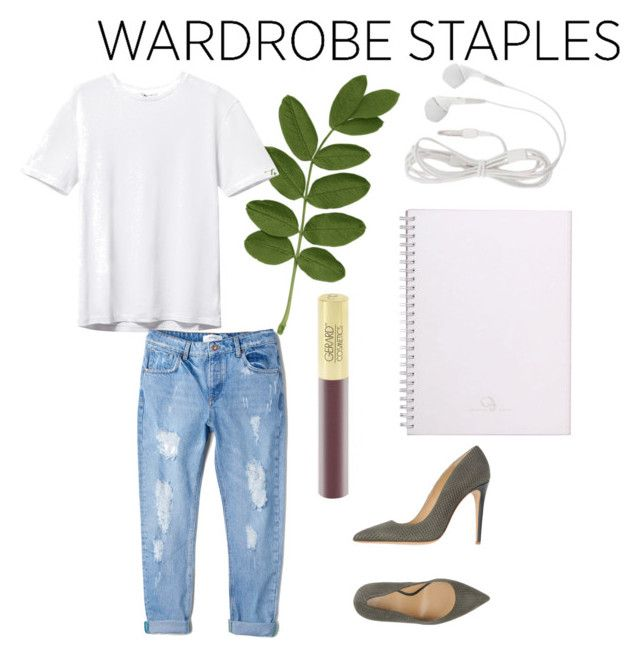 """""""Untitled #208"""" by veni-f ❤ liked on Polyvore featuring MANGO and Armani Collezioni"""